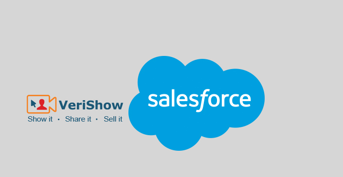 VeriShow for Salesforce - Customer Service with Video Chat & Co-Browsing